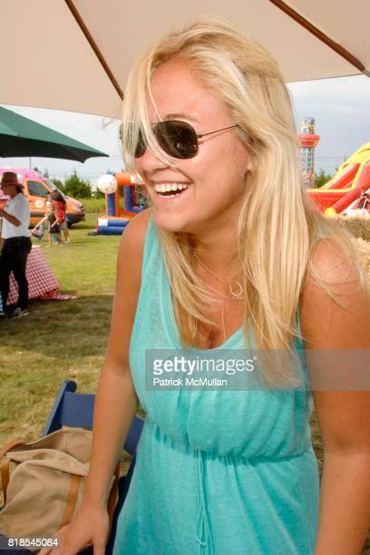 Olivia Hoffman attends Albert Einstein College of Medicine 2010 Wild West Carnival presented by Marquis Jet at Ross Lower School on August 8 2010 in...