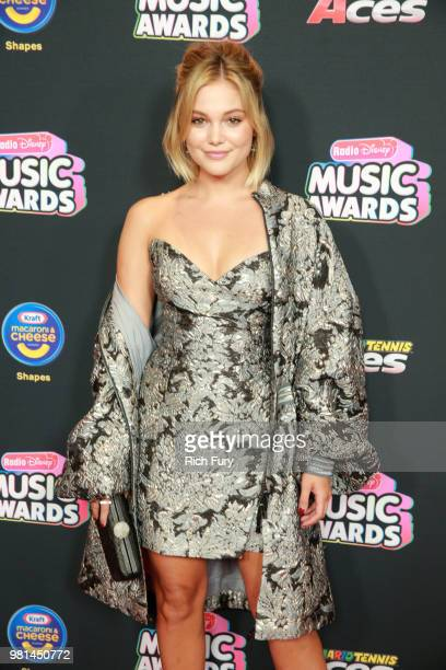 Olivia Holt attends the 2018 Radio Disney Music Awards at Loews Hollywood Hotel on June 22 2018 in Hollywood California