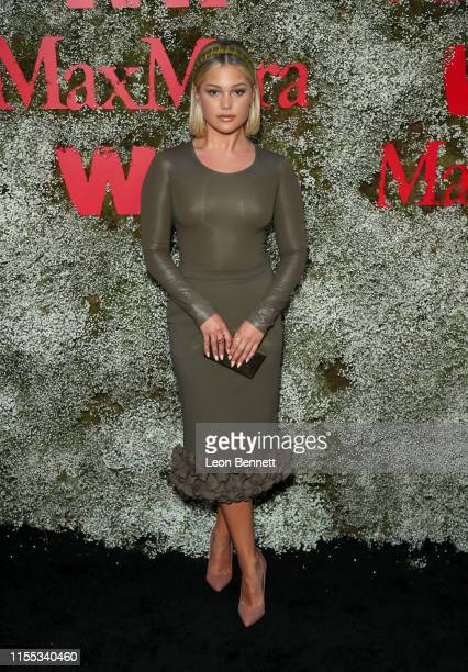 Olivia Holt attends the InStyle Max Mara Women In Film Celebration at Chateau Marmont on June 11 2019 in Los Angeles California