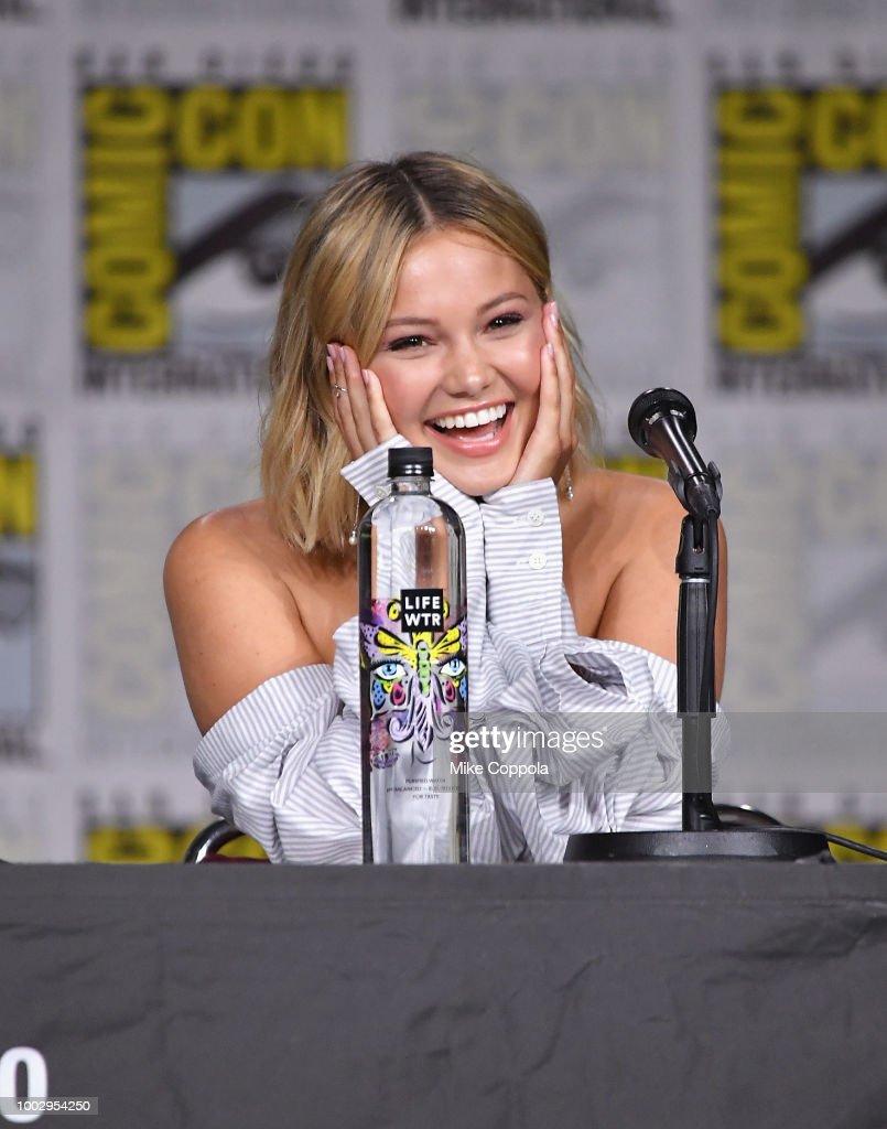 "Comic-Con International 2018 - Marvel Television: ""Marvel's Cloak & Dagger"" Panel"