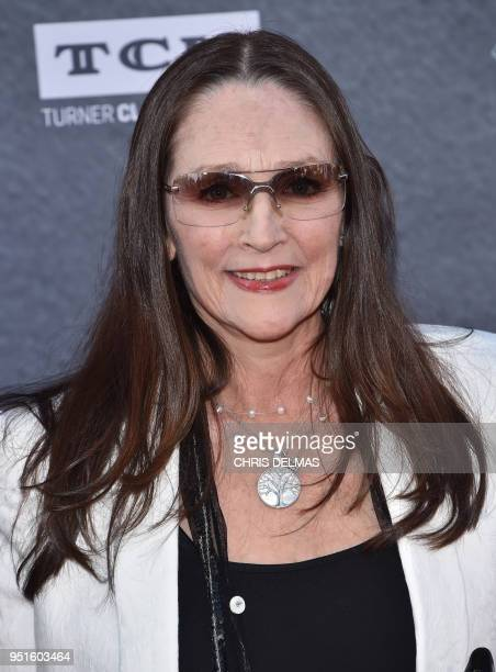 Olivia Hussey attends the 50th Anniversary World Premiere Restoration of 'The Producers' presented as the Opening Night Gala of the 2018 TCM Classic...