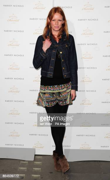 Olivia Inge attending the Baileys Feaster Egg Hunt at Harvey Nichols in London