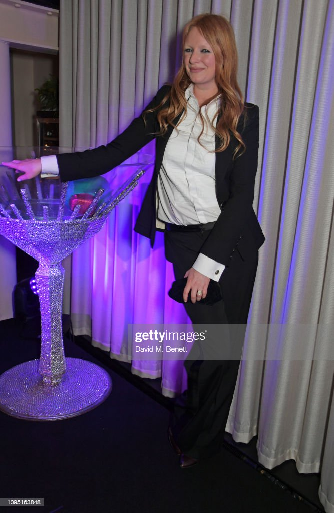 Olivia Inge Attends The Launch Of Yopo The New Dining Experience At