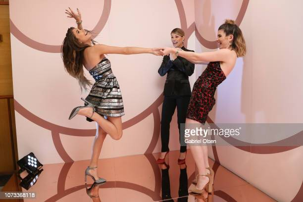Olivia Jade Giannulli Lori Loughlin and Isabella Rose Giannulli celebrates the Olivia Jade X Sephora Collection Palette Collaboration Launching...