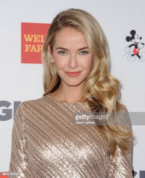 Olivia Jordan attends the 2017 GLSEN Respect Awards at the Beverly Wilshire Four Seasons Hotel on October 20 2017 in Beverly Hills California