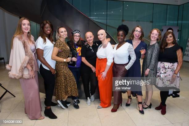 Olivia Lambert, Raiche Mederick, Phyllida Swift, Maxine Syrett, Gail Porter, Brenda Finn, Angi Mckenzie, Chloe Rot, Amanda Bates and Tulsi Vagjiani...