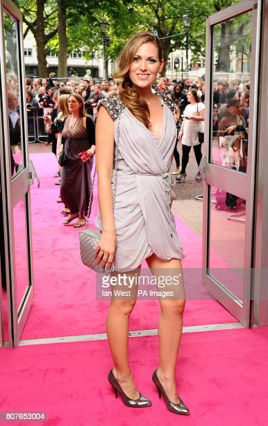 Olivia Lee arriving for the UK Premiere of Killers at the Odeon West End Leicester Square London