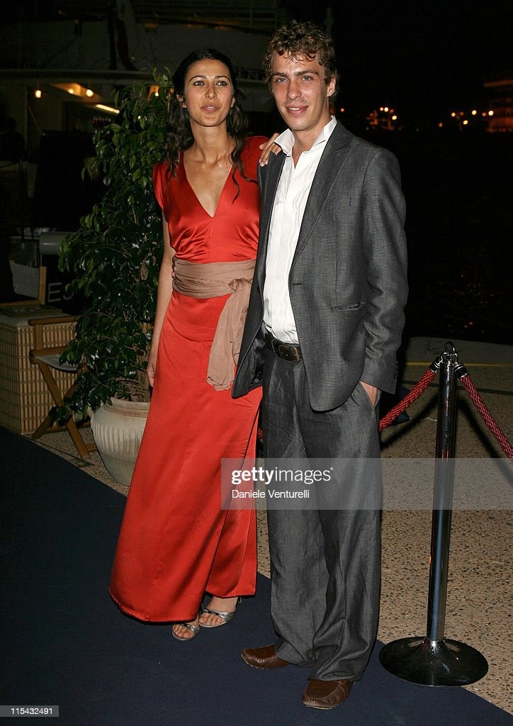 2007 Cannes Film Festival - Cocktail Party Hosted by Alberta Ferretti