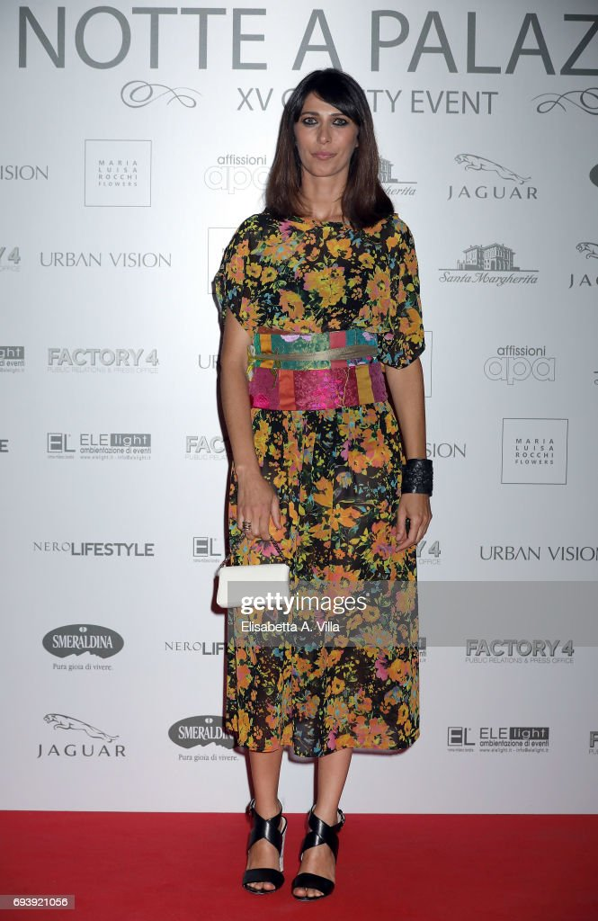 Anlaids Gala In Rome