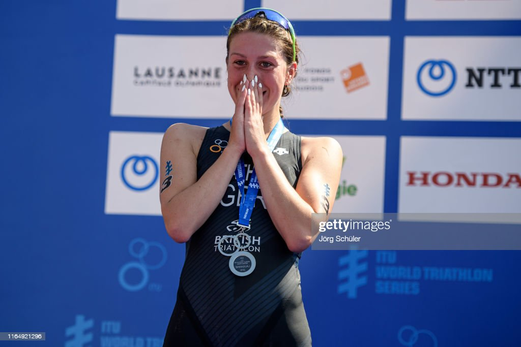 ITU World Triathlon Grand Final - Lausanne : News Photo