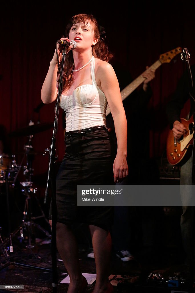 """David & Olivia CD Release Party For Their New Album """"On The Sea"""" : News Photo"""