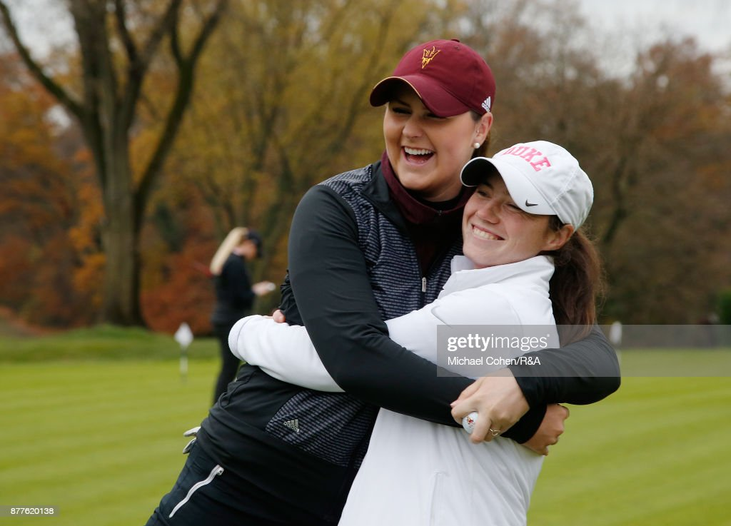 Curtis Cup Practice