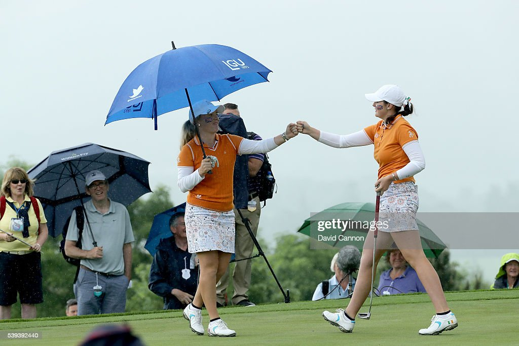 2016 Curtis Cup - Day Two
