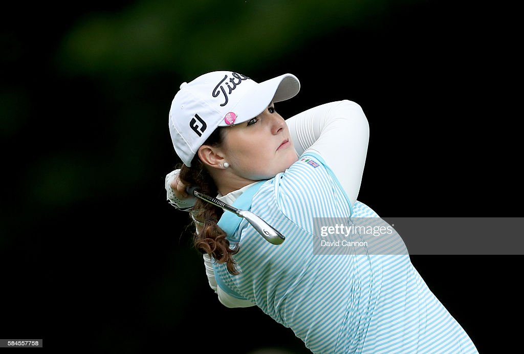 Ricoh Women's British Open - Day Two