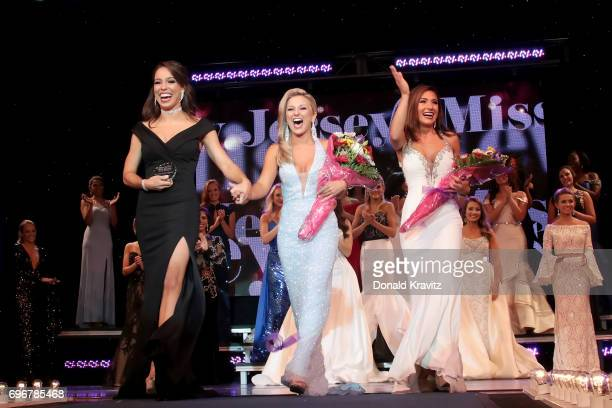 Olivia Michael Miss Columbus Day Kaitlyn Schoeffel Miss Eastern Shore and Amanda Rae Ross Miss Seashore Line winners in the 2nd Night Preliminary...