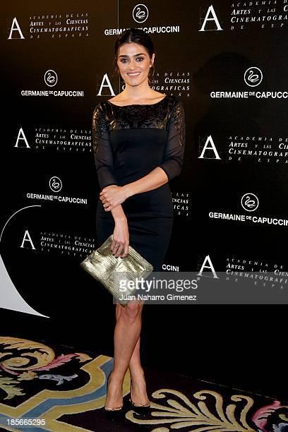 Olivia Molina attends 'Golden Medal Award 2013 Gala' at Ritz Hotel on October 23 2013 in Madrid Spain