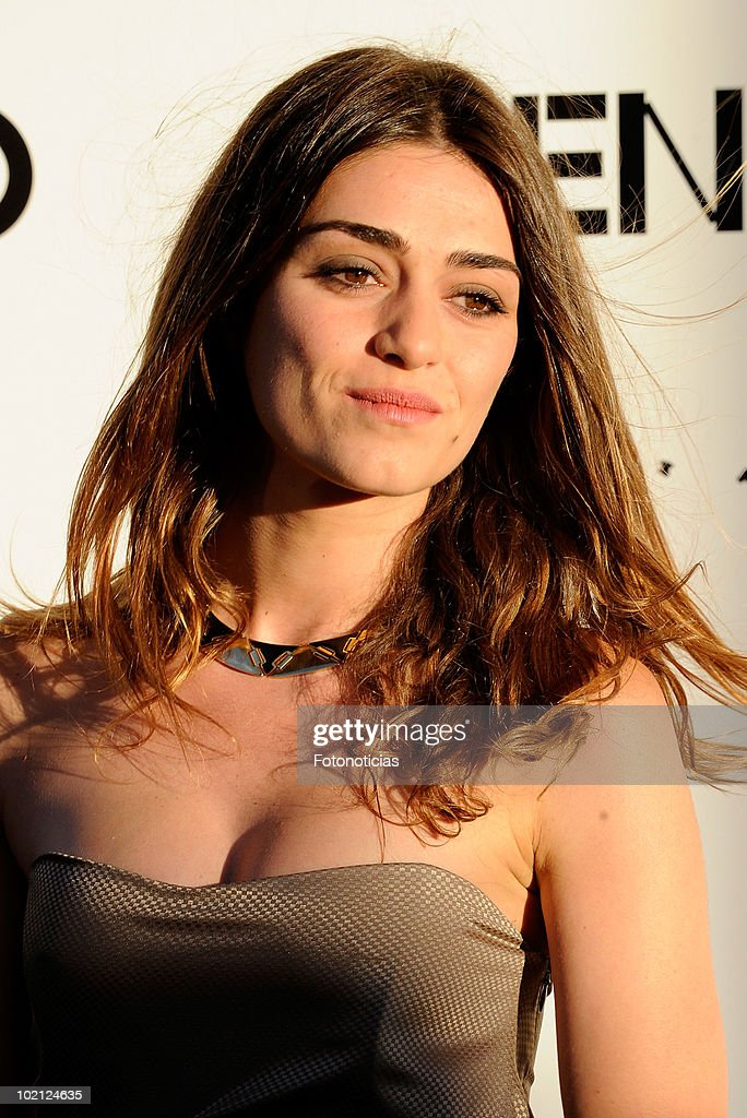 Olivia Molina attends 'Kenzo' party at the Canal de Isabel II Foundation on June 15, 2010 in Madrid, Spain.
