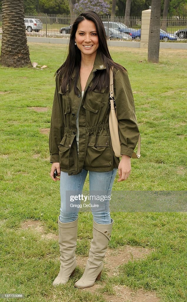 Olivia Munn arrives at the 21st Annual A Time For Heroes Celebrity Picnic sponsored by Disney to benefit The Elizabeth Glaser Pediatric AIDS Foundation on June 13, 2010 at the Wadsworth Theater on the VA Lawn in Los Angeles, California.