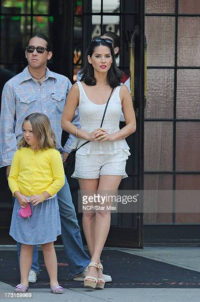 Olivia Munn as seen on July 8 2013 in New York City