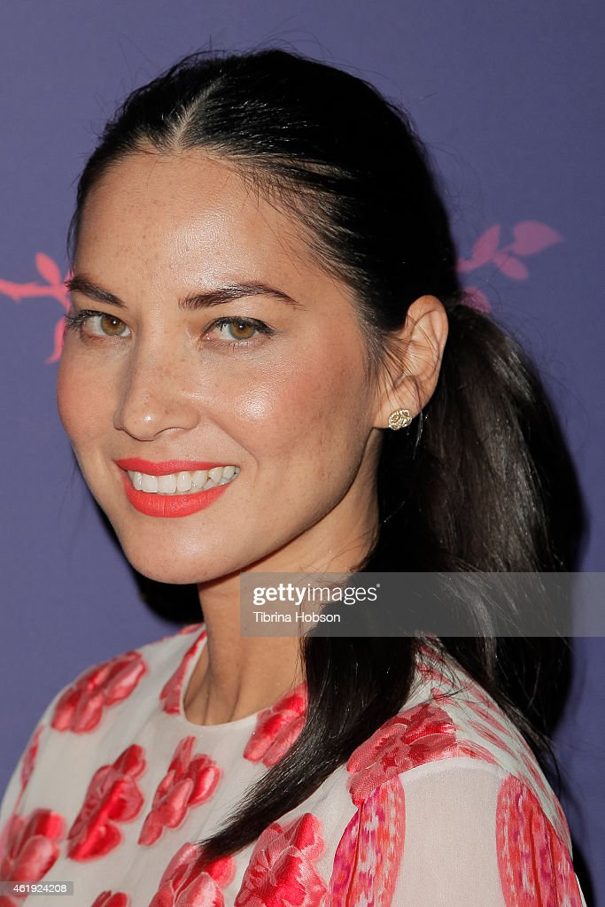 Olivia Munn attends Just Jared's homecoming dance at El Rey Theatre on November 20, 2014 in Los Angeles, California.
