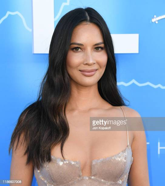 """Olivia Munn attends LA Premiere Of Starz's """"The Rook"""" at The Getty Museum on June 17, 2019 in Los Angeles, California."""