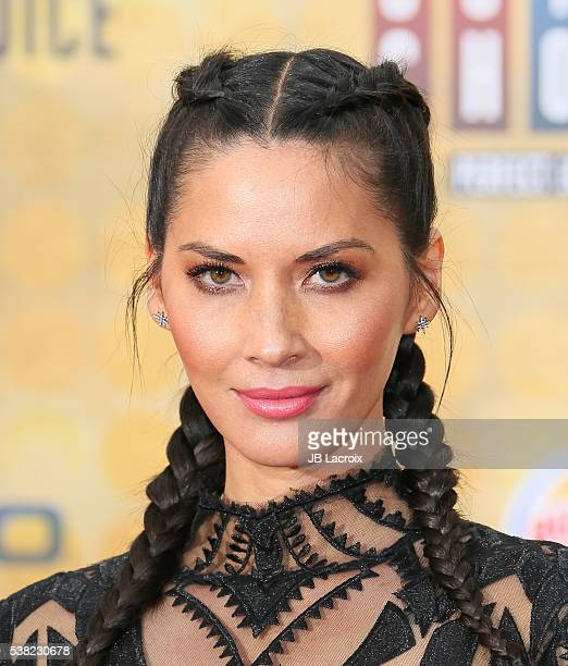 Olivia Munn attends Spike TV's 'Guys Choice 2016' at Sony Pictures Studios on June 4 2016 in Culver City California