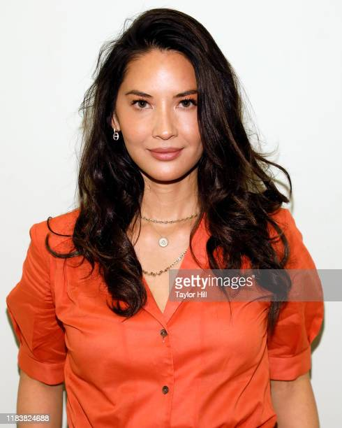 Olivia Munn attends the 2019 Forbes 30 Under 30 Summit at Detroit Masonic Temple on October 27, 2019 in Detroit, Michigan.