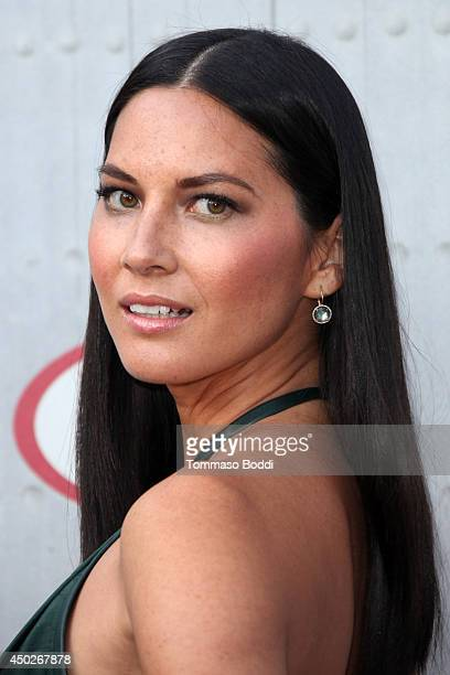 Olivia Munn attends the Spike TV's 'Guys Choice' Awards held at the Sony Studios on June 7 2014 in Los Angeles California