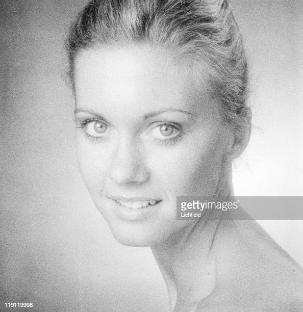 Olivia Newton John Singer and actress 20th August 1973
