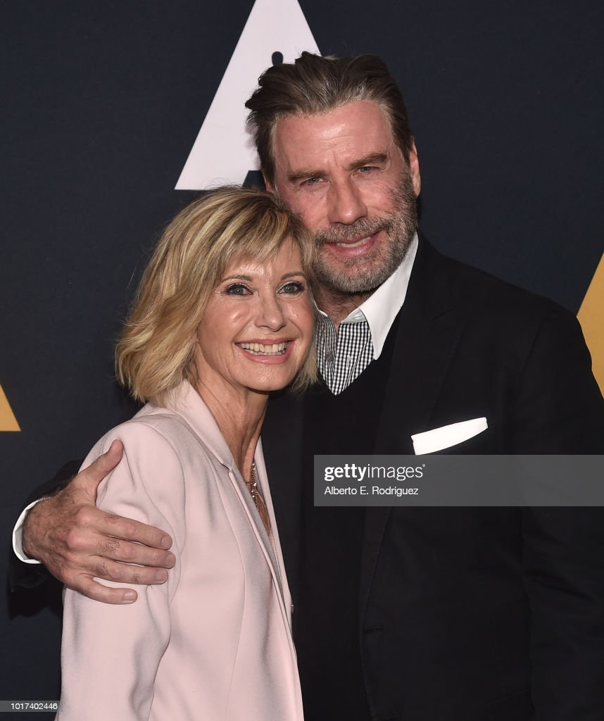 'Grease' Is the Word: John Travolta and Olivia Newton-John Reunite