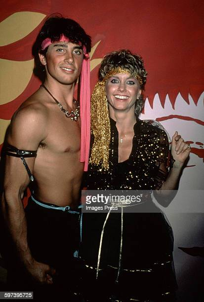olivia newton john stock photos and pictures getty images