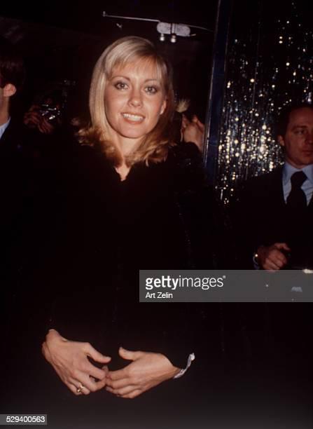 Olivia NewtonJohn circa 1970 New York