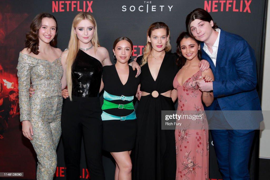 "Special Screening For Netflix's ""The Society"" Season 1 - Arrivals : News Photo"