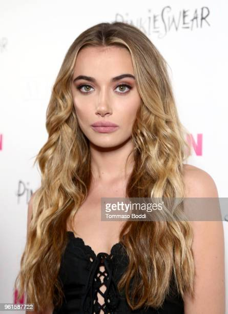 Olivia O'Brien attends NYLON's Annual Young Hollywood Party sponsored by Pinkie Swear at Avenue Los Angeles on May 22 2018 in Hollywood California