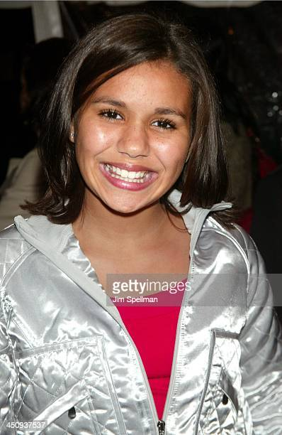 Olivia Olson during Love Actually New York Premiere at Ziegfeld Theatre in New York City New York United States