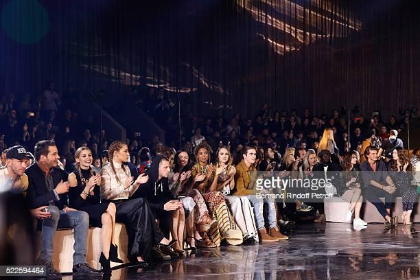 Olivia Palermo Adele Exarchopoulos Jamie Bell Kate Mara Emma Roberts Atlanta de Cadenet Taylor Ciara Suki Waterhouse GabrielKane DayLewis Lola Le...
