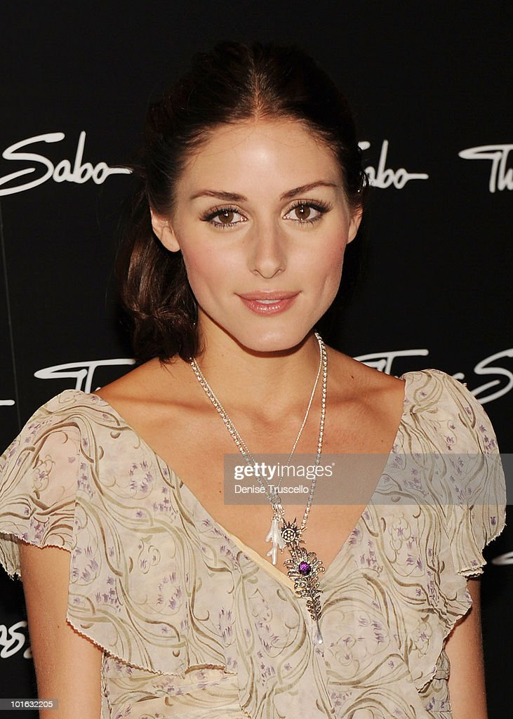 Olivia Palermo arrives at the opening of the Thomas Sabo store opening at Grand Canal Shoppes Venetian Hotel and Casino Resort on June 4, 2010 in Las Vegas, Nevada.
