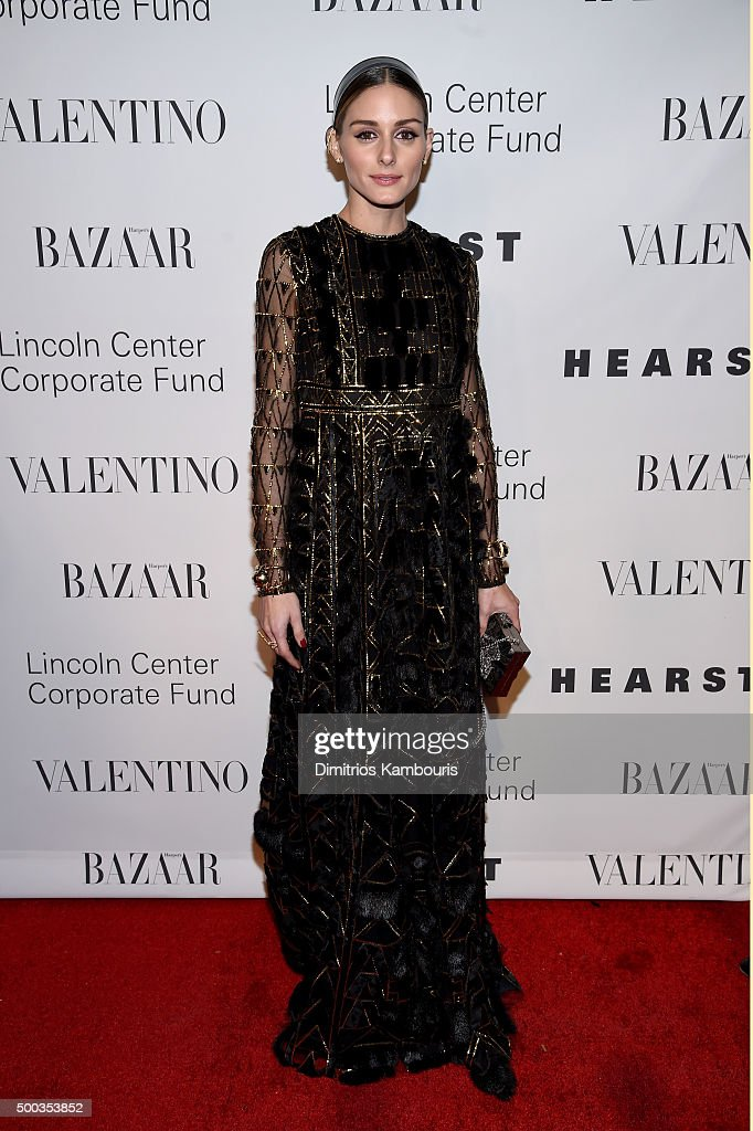 An Evening Honoring Valentino Lincoln Center Corporate Fund Black Tie Gala - Arrivals