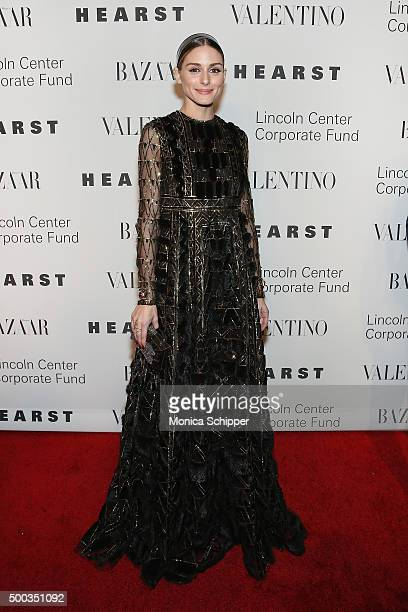 Olivia Palermo attends 'An Evening Honoring Valentino' Lincoln Center Corporate Fund Gala Inside Arrivals at Alice Tully Hall at Lincoln Center on...