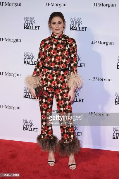 Olivia Palermo attends New York City Ballet 2018 Spring Gala at Lincoln Center on May 3 2018 in New York City