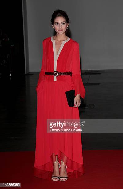 Olivia Palermo attends the 2012 Convivio charity gala event on June 7 2012 in Milan Italy