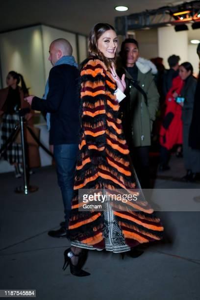 Olivia Palermo attends the 2019 Guggenheim International Gala on November 13 2019 in New York City