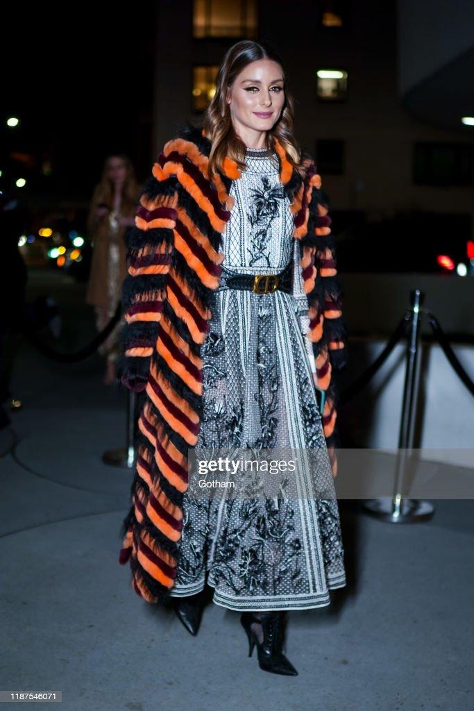 Celebrity Sightings In New York City - November 13, 2019 : News Photo
