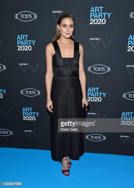 Olivia Palermo attends the 2020 Whitney Art Party at The Whitney Museum of American Art on January 28 2020 in New York City