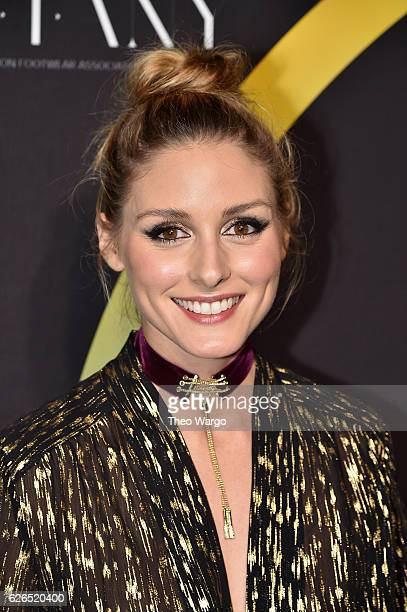 Olivia Palermo attends the 30th FN Achievement Awards at IAC Headquarters on November 29 2016 in New York City
