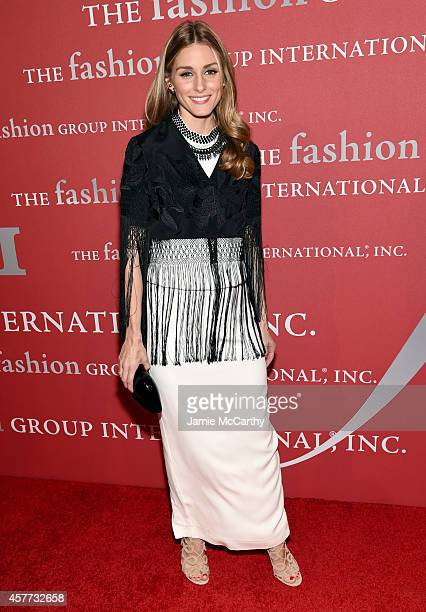 Olivia Palermo attends the 31st Annual FGI Night of Stars event at Cipriani Wall Street on October 23 2014 in New York City