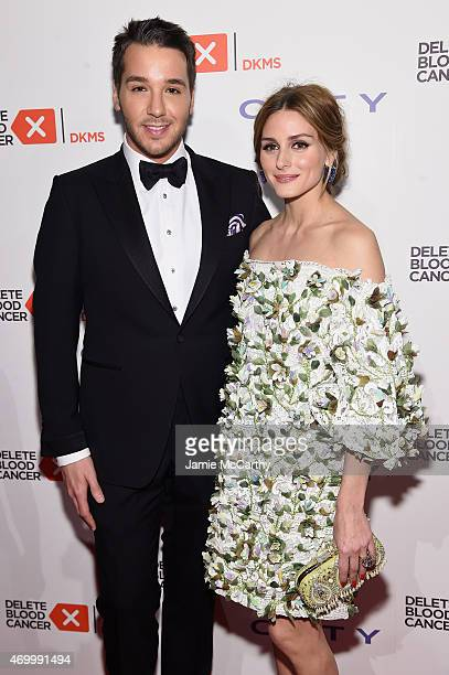 46bbeb19e6 Olivia Palermo attends the 9th Annual Delete Blood Cancer Gala on April 16  2015 in New