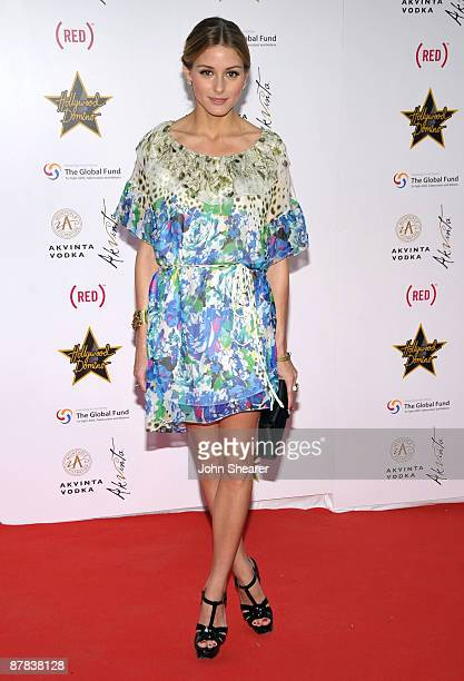 Olivia Palermo attends the Akvinta Presents 'A Night of Hollywood Domino' at The House at Cannes during the 62nd Annual Cannes Film Festival on May...