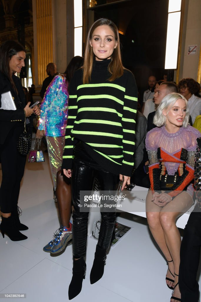 olivia-palermo-attends-the-balmain-show-as-part-of-the-paris-fashion-picture-id1042352546