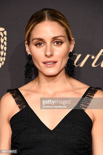 Olivia Palermo attends the Cartier Fifth Avenue Grand Reopening Event at the Cartier Mansion on September 7 2016 in New York City